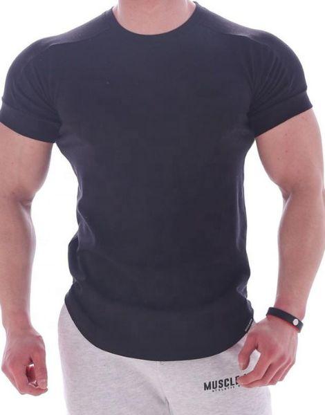 custom dry fit short sleeve spandex sportswear