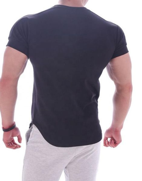 custom dry fit short sleeve spandex sportswear manufacturers