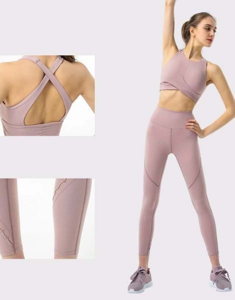 custom quick dry plaid women workout clothes manufacturers