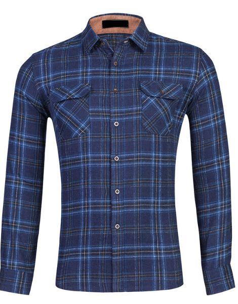 wholesale bulk long sleeve buffalo plaid flannel shirts