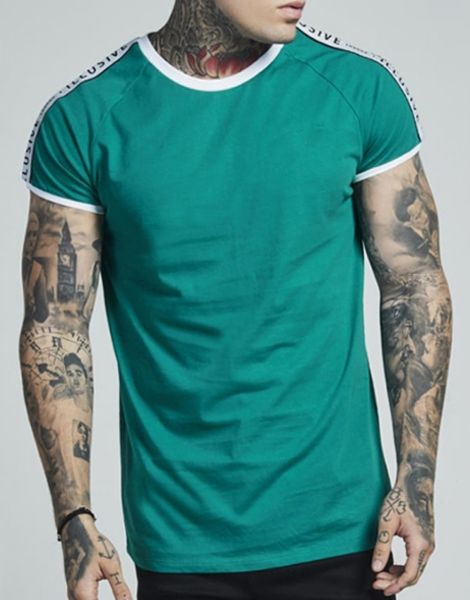 bulk short sleeve cotton mens t-shirt
